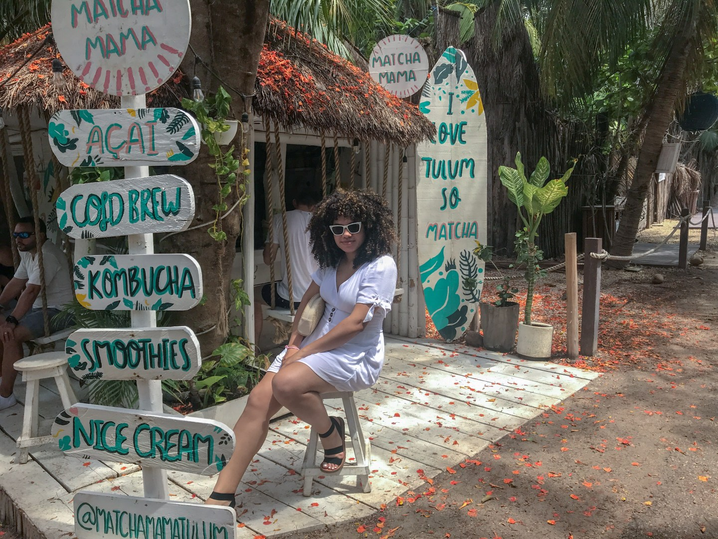 What I Wore in Tulum