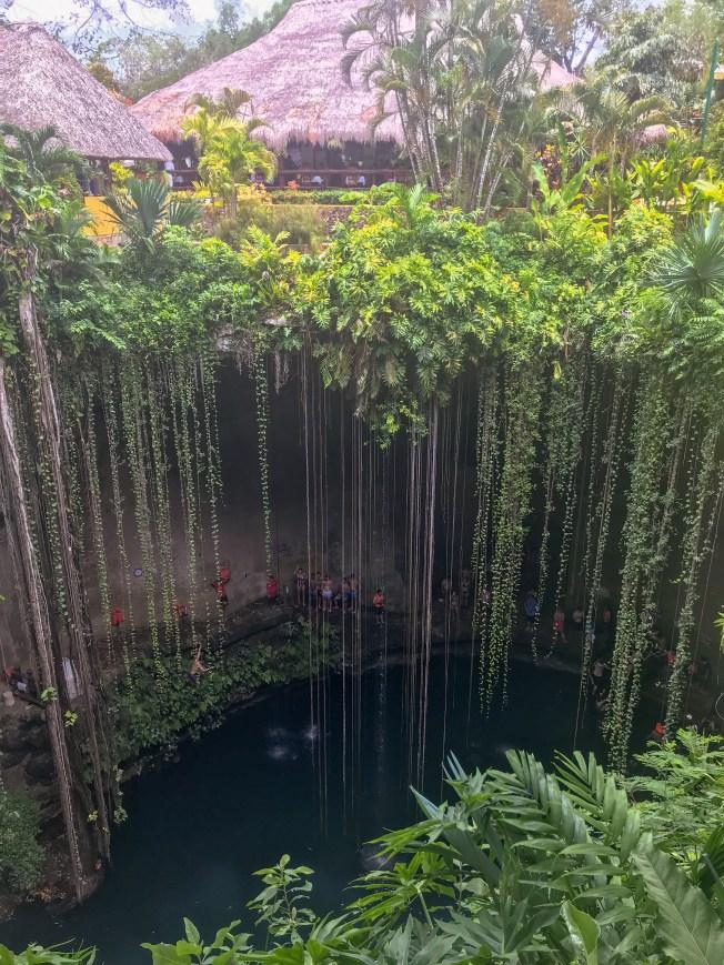 Travel Guide_Cenote Ik Kil