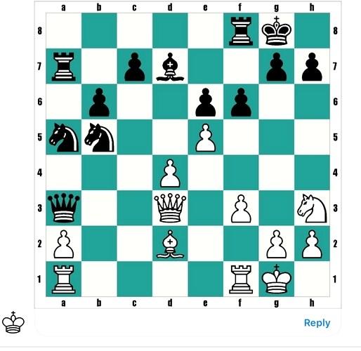 Jouer aux échecs avec Facebook Messenger