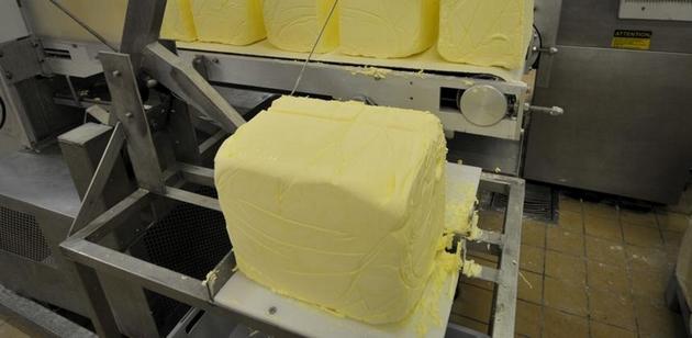 Le beurre est bête!