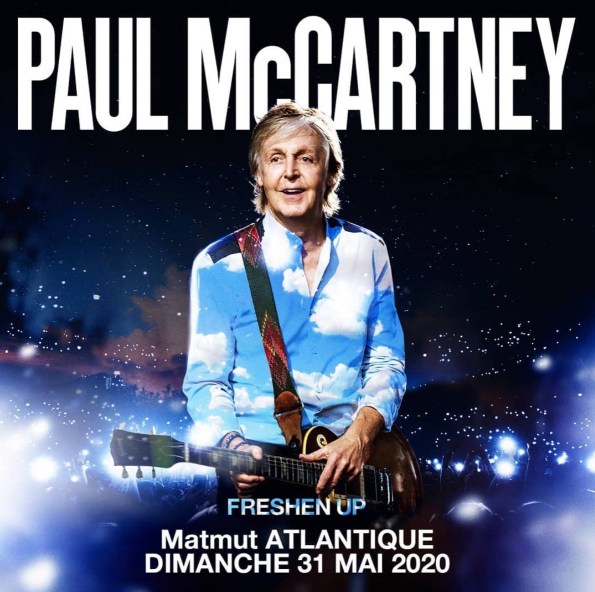 McCartney à Bordeaux