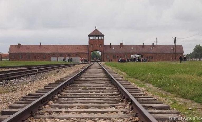 Le magicien d'Auschwitz, JR Dos Santos