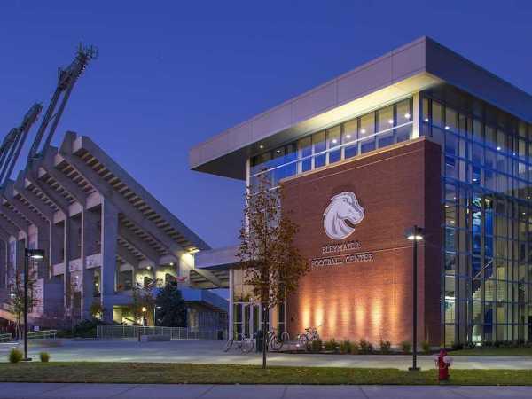 Boise State University Bleymaier Football Center