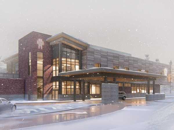 St. Luke's McCall Hospital Expansion