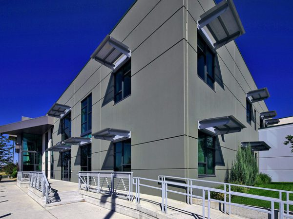 ISU Meridian Health Science Building