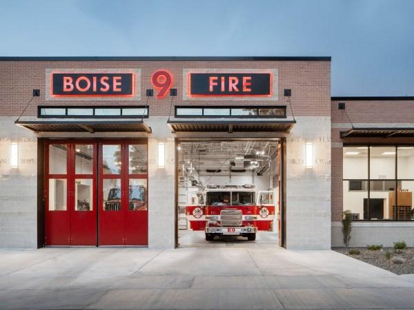 Boise Fire Station #9