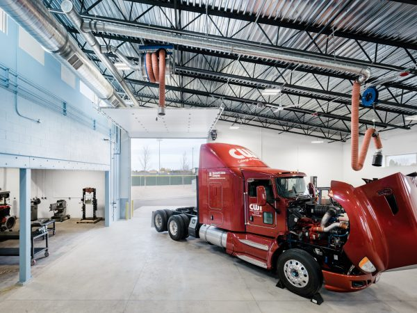 Meridian High School Diesel Technology