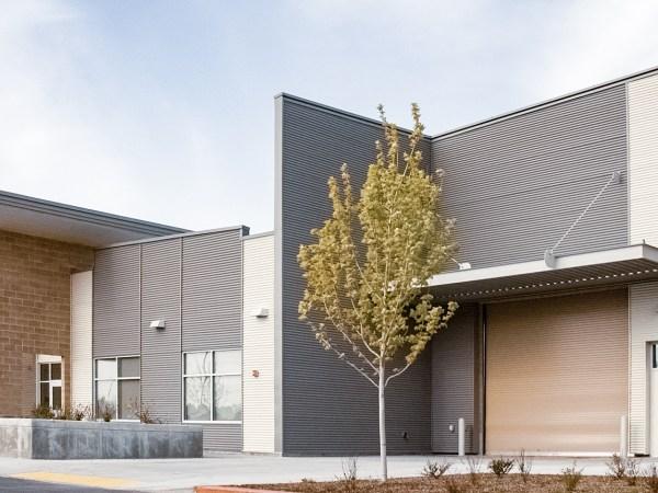 Meridian High School Professional Technical Center