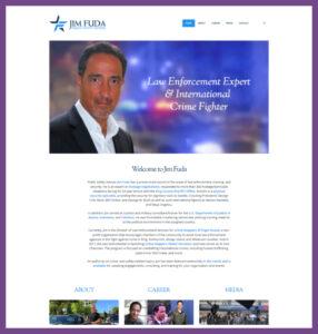 Jim Fuda, a Website Designed by Hummingbird Marketing Services