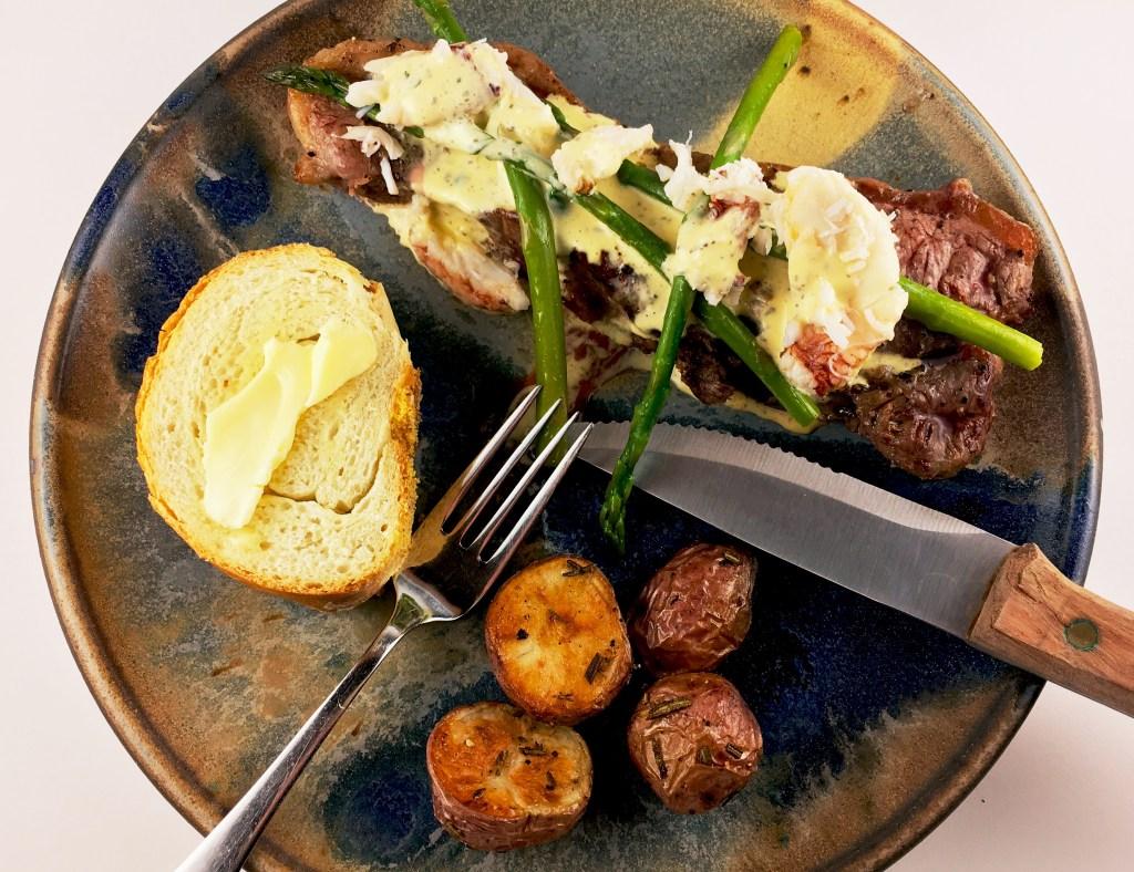 Oscar Style Steak