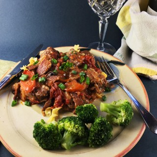 Daube de Boeuf Julia Child
