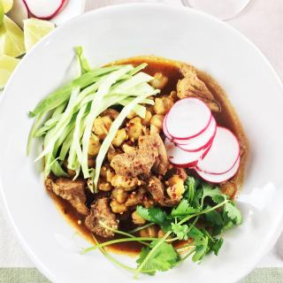 Red Posole with Pork