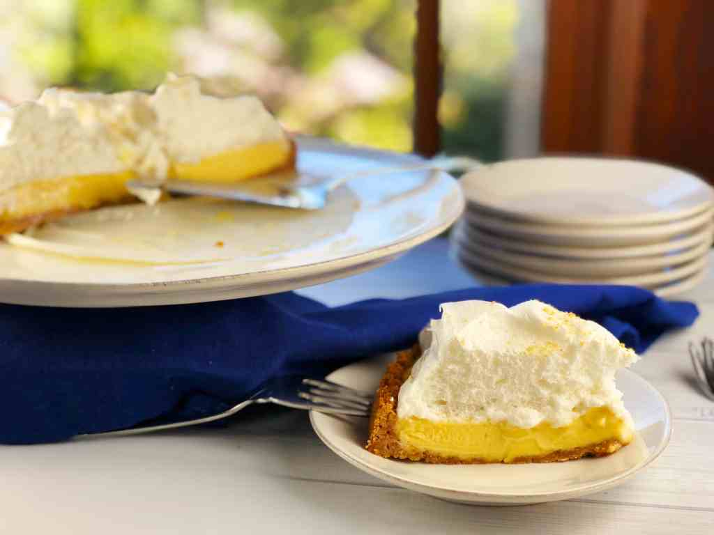 Key Lime Pie Tart