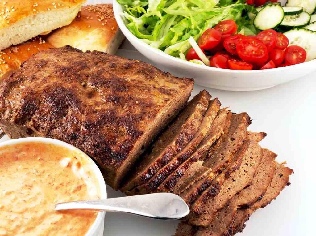 Döner Kebab Lamb and Pita