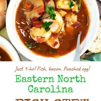 North Carolina Fish Stew