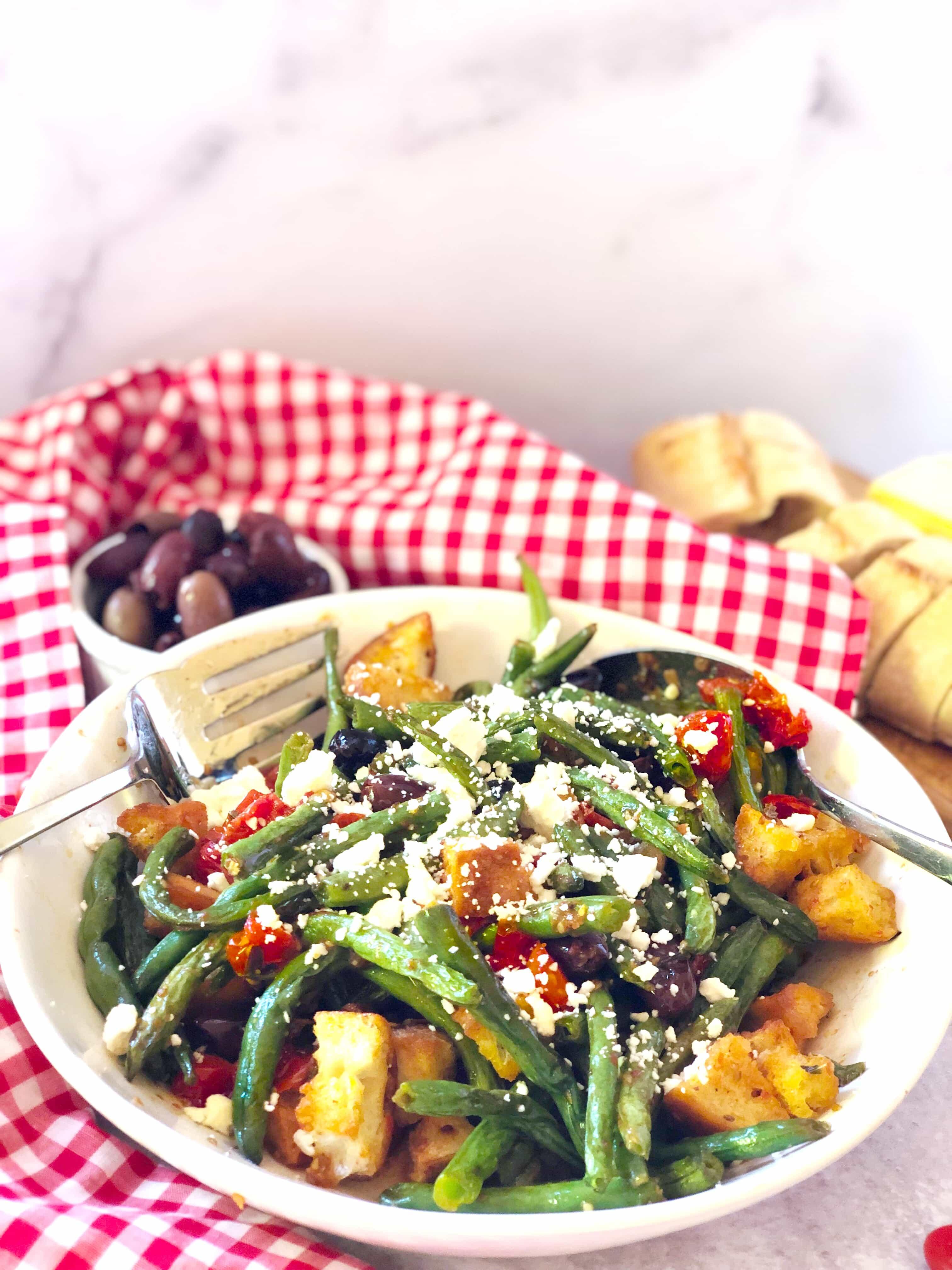 Green Beans Mediterranean