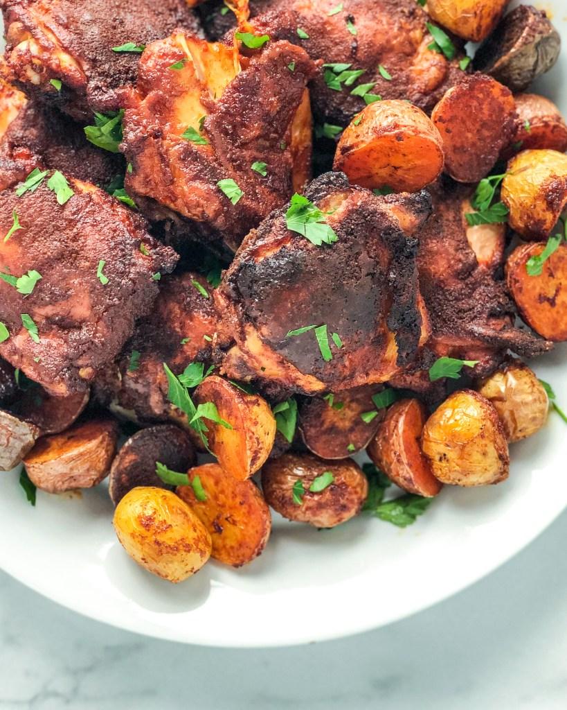 Hot Spicy Honey Chicken