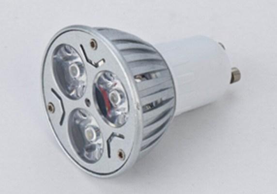 ΛΑΜΠΑ LED GU10 3W 6400K 5X6CM 10012-43