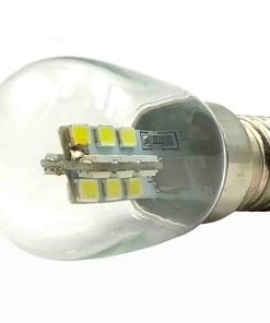 ΛΑΜΠΑ LED MINI 3W E14 AC220-240V ΛΕΥΚΟ 6Χ2.5CM  LED-E14-3W