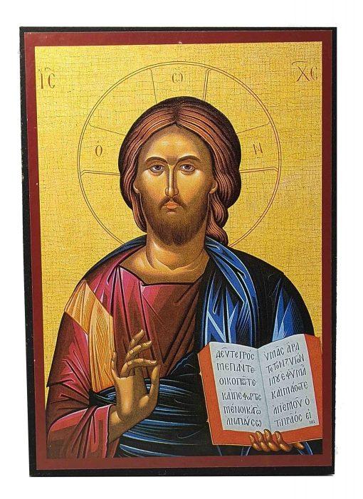 ΕΙΚΟΝΑ ΙΗΣΟΥΣ ΧΡΙΣΤΟΣ 20Χ14CM  XR-161-241