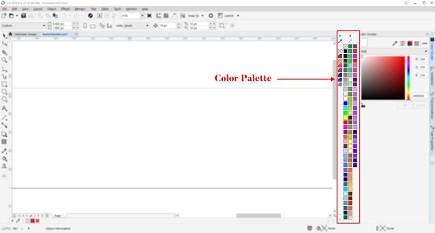 Color Palette 1