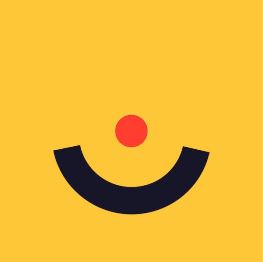 """Logo del podcast """"Humor en público"""""""