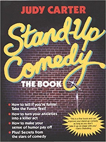 "Libro ""Stand-Up Comedy: The Book"" de Judy Carter"