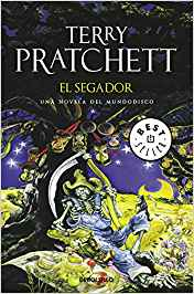 "Libro ""El segador"" de Terry Pratchett"