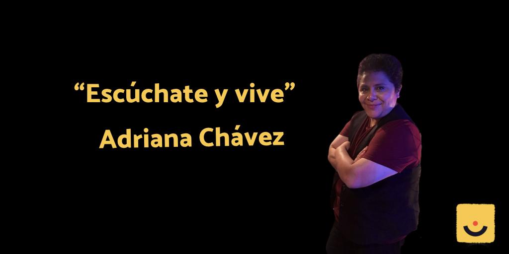 Adriana Chávez - Humorista