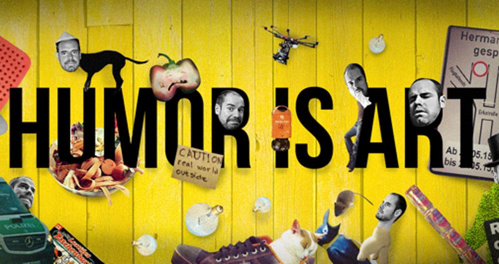 """""""Humor is Art"""" gibt es jetzt auch als Live-Show!"""