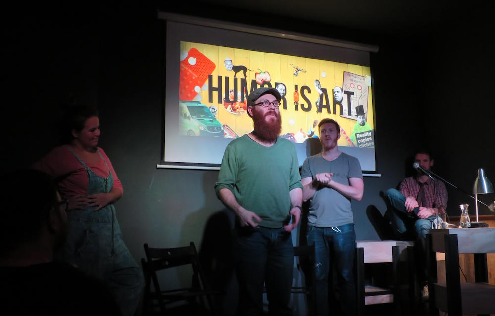 Humor is Art Live show