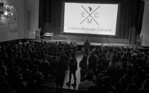 English Moscow Comedy