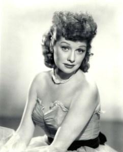 Lucille Ball 1951