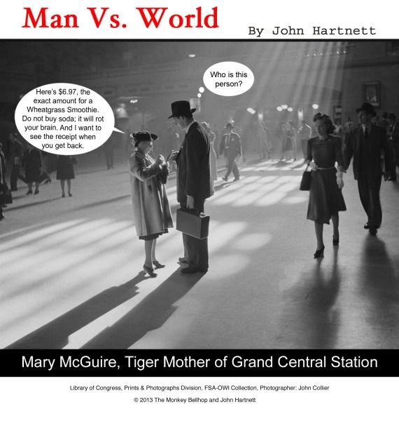 tiger mother, parenting humor, nutrition, health food