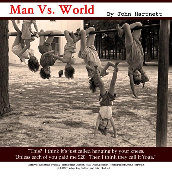 yoga, mind body spirit, exercise, personal training, cross fit, kid humor