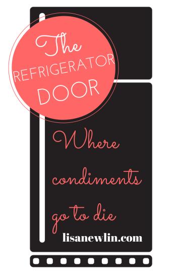 The refrigerator door (1)