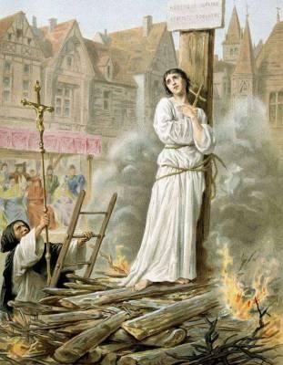 joan-of-arc-19th-century