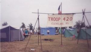 Scout campout2
