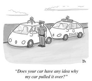 Henry Payne Political Cartoons – Political Humor, Jokes ...   Self Driving Car Jokes