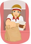 1291906-blond-caucasian-female-fast-food-restaurant-worker-holding-out-a-take-out-bag-through-a-drive-through-window