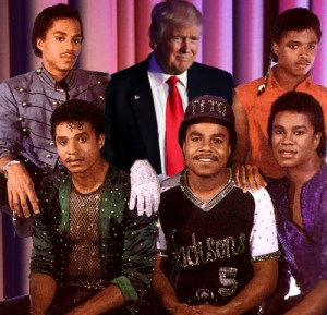 The Jacksons Trump Victory