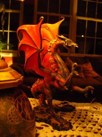 Dragon-orange-great