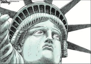 lady liberty vs nra