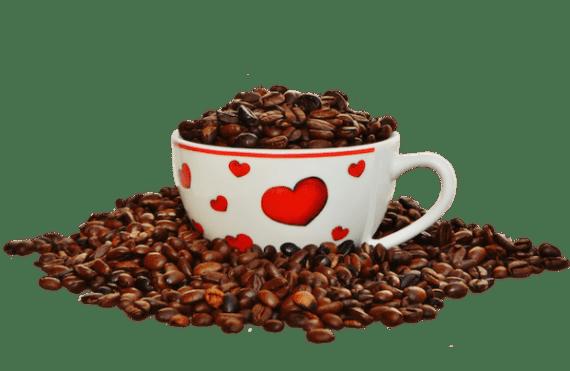 caffeinated and infatuated