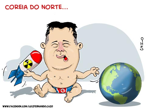 Coreia do Norte Nuclear