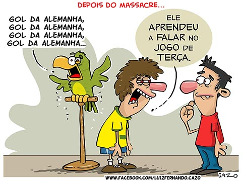 Depois do massacre