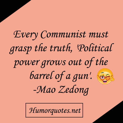 every communist must grasp the truth