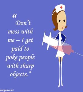 nurses humor quotes