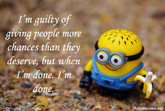 Funniest minion quotes ever