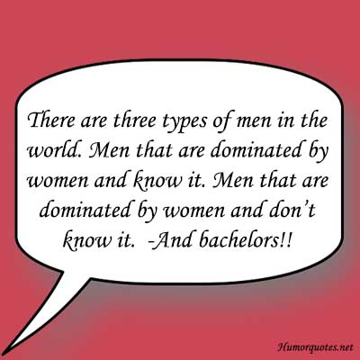 Funny quotes about men